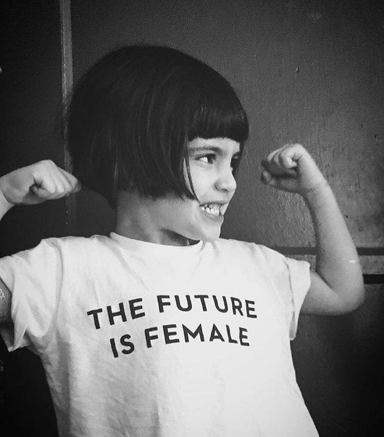 El futuro es femenino y será de todos